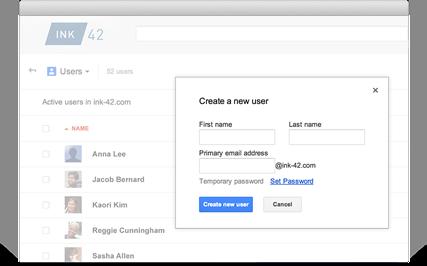 Google Admin