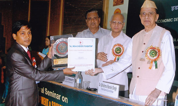 Business Leadership Award 2010