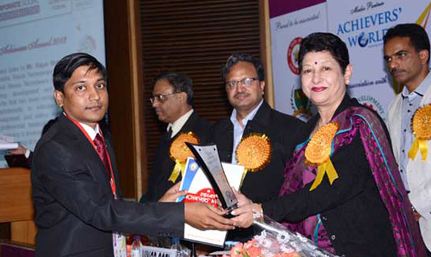 Young Entrepreneur Award 2012