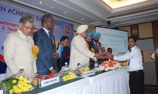 Rastriya Udyog Ratan Award 2010