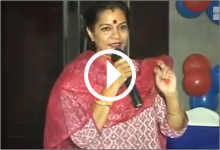 Mrs. Meera Das, Famous Odishi Dancer